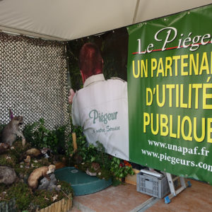 Salon du Game Fair - Les animaux