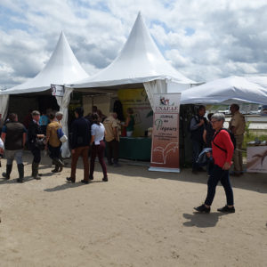 Salon du Game Fair - Vue d'ensemble